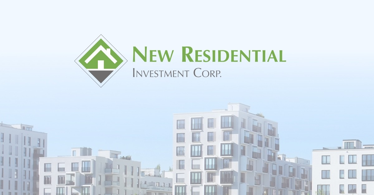 nrz new residential investment corp dividend