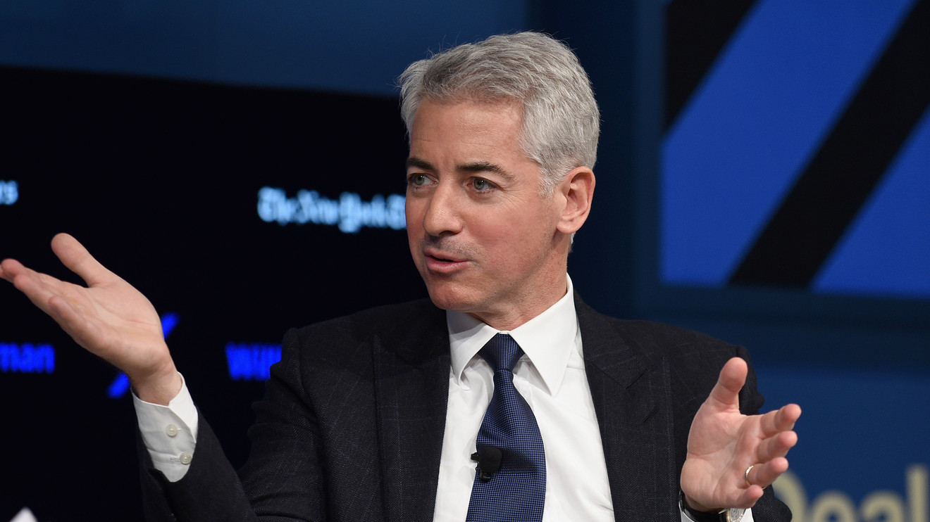 Bill Ackman: Amazing 1 Hour Interview with Pershing Square Founder, hedge funds & learning from your mistakes (Video)