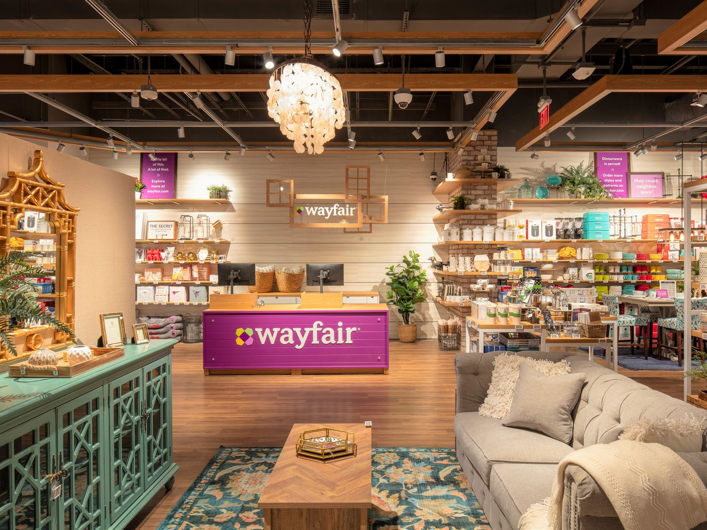 Wayfair is up over 250% in the past Year and Growing Faster than ever in Home Improvements and Gardening