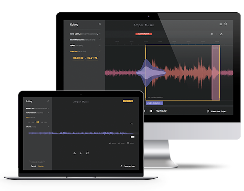 Shutterstock Buys AI Driven Amper Music – Shutdown and Keep More Margin on Music?
