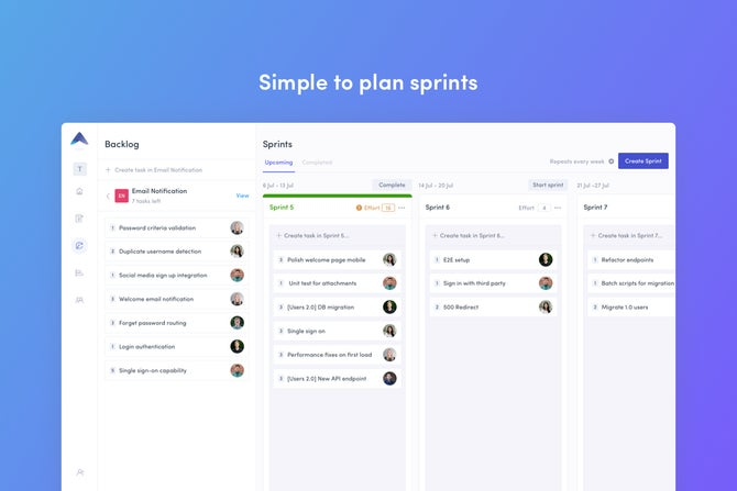 tara ai project management free software