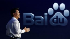 baidu electric vehicle